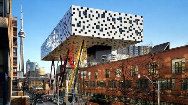 The Sharp Centre, Toronto