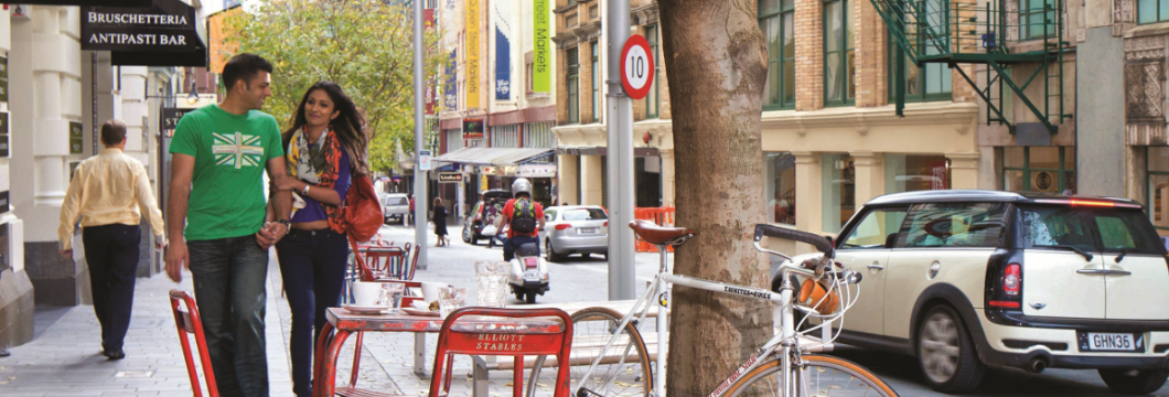 Vision Zero - Safe Streets for Auckland